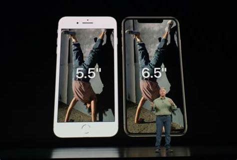 iphone xs max size  big   dimensions
