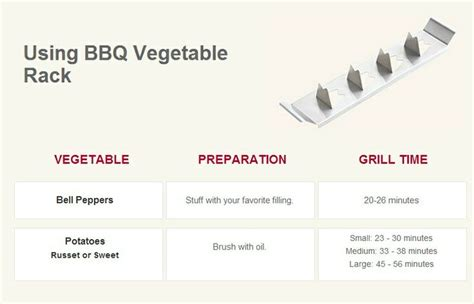 Bbq Vegetable Rack by Bbq Vegetable Rack Vegetable Grilling Tips