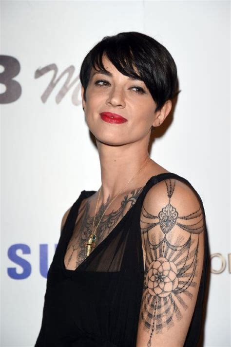 asia argento tattoos 1000 images about asia argento on coiffures