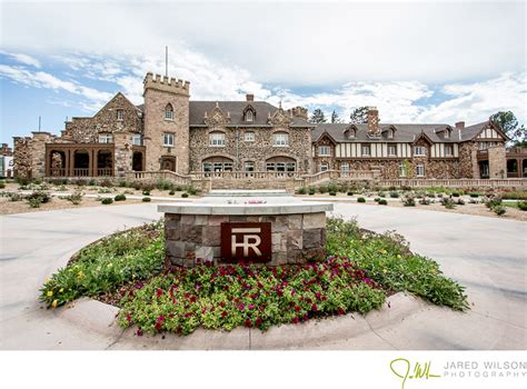 The Gardens Highlands Ranch the front of the highlands ranch mansion wedding and event