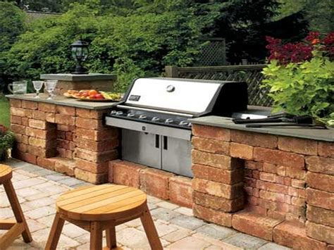 outdoor kitchen countertop ideas diy patio bar studio design gallery best design