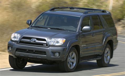 2008 Toyota 4 Runner 2008 Toyota 4runner Review Car And Driver