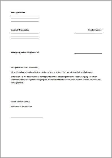 Musterbrief Als Vorlage Vorlage Wohnungsk 252 Ndigung K 252 Ndigung Vorlage Fwptc