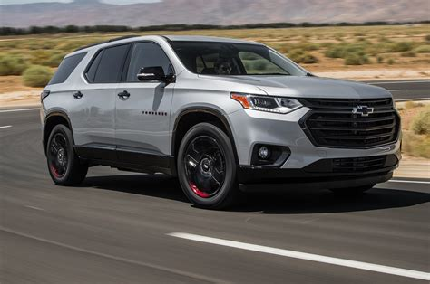 Chevrolet Traverse: 2018 Motor Trend SUV of the Year