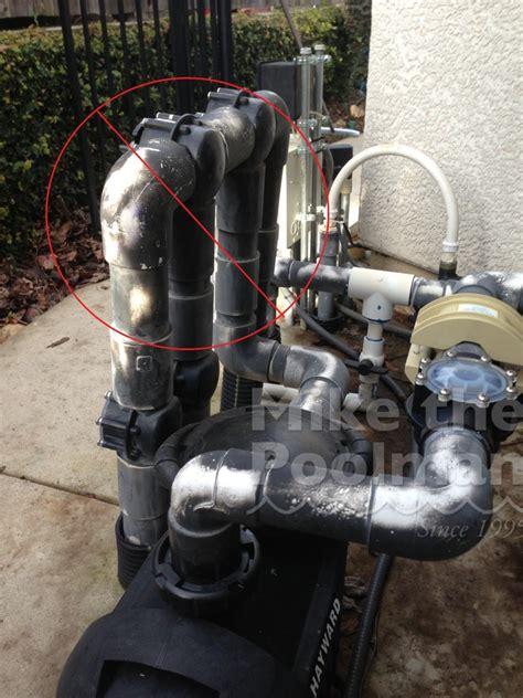 Plumbing Air Lock by Pool Not Priming It Might Be Air Lock