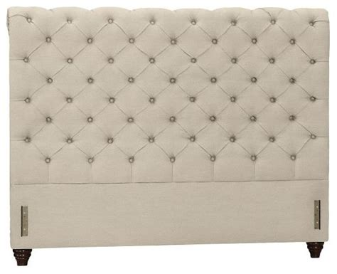 Houzz Upholstered Headboards by Chesterfield Upholstered Headboard