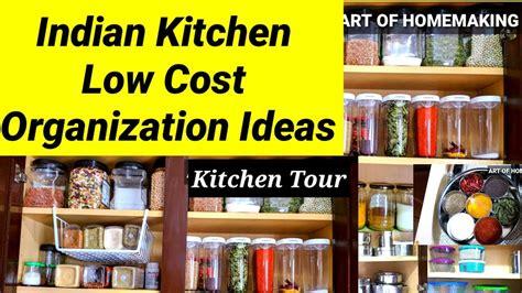 complete indian kitchen tour 2018 indian kitchen