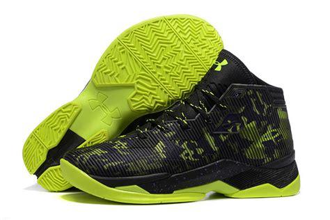 steph curry basketball shoes discount armour ua steph curry 2 5 black camo volt