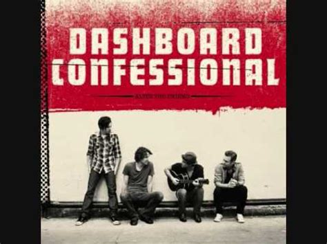 to the world testo italiano dashboard confessional everybody learns from disaster
