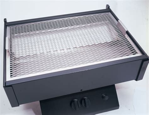 Sunsetter Awnings Review Phoenix Pfmg Propane Grill On Aluminum Base With 2 Shelves