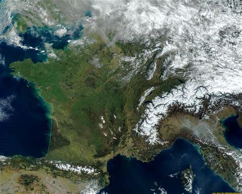 imagenes satelitales de francia mapa de francia viajar a francia