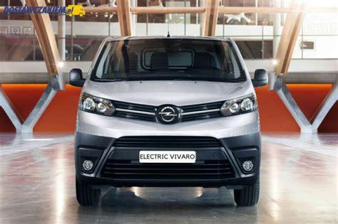 2020 Opel Vivaro by Opel Vivaro 2020 Opel Review Release Raiacars