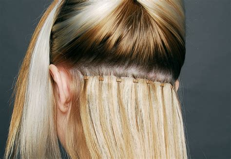 best way to put in hair extensions ways to make your hair extensions look more