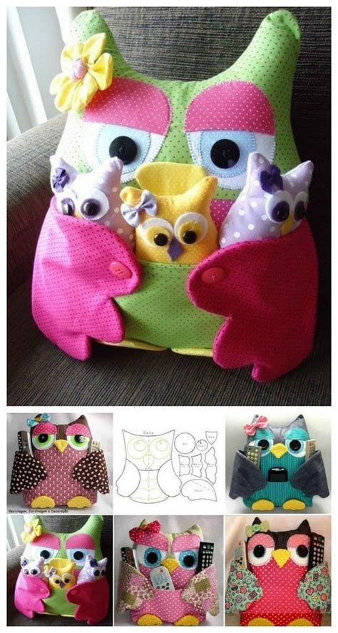 pattern for owl remote holder 20 most adorable diy owl projects to try remote control