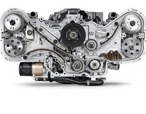 Subaru Motors H6 Boxer Engine