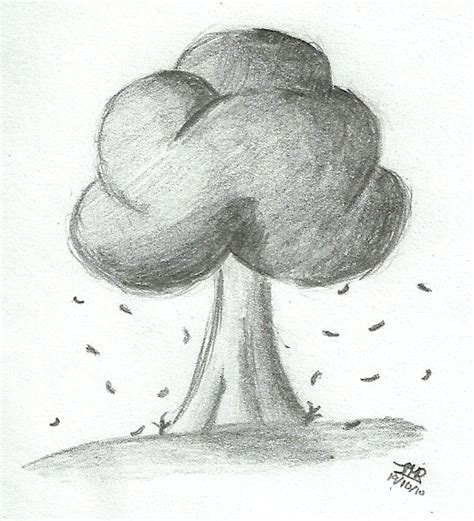 sketched tree sketched tree by 130z on deviantart
