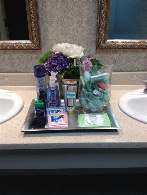 25  best Wedding bathroom baskets ideas on Pinterest
