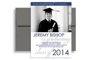 free templates for graduation announcements 2017 blue white photo printable graduation announcement