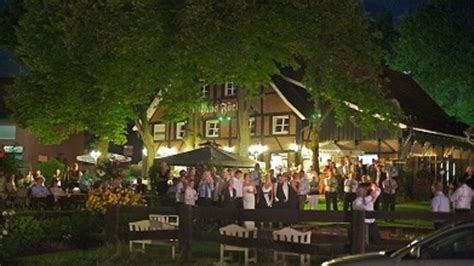 Hochzeit Im Garten by Landhaus F 246 Cker Haltern Am See Restaurant Bewertungen