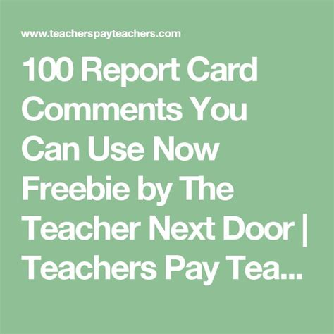 best 25 remarks for report card ideas on