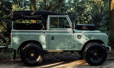 land rover series iii land rover series iii vintage highsnobiety