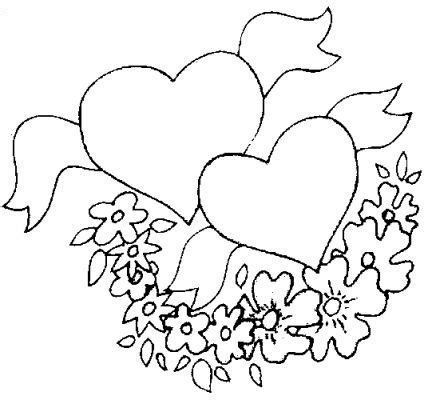 coloring pages for kids to print coloring page valentine