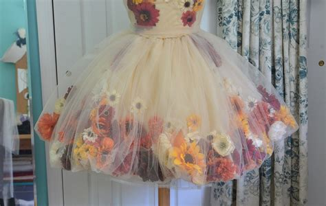 a flower dress part one