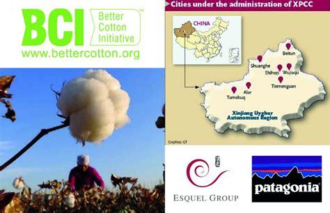 xinjiang xpcc   sham  sustainable cotton