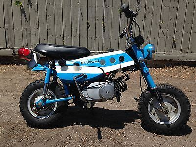 Suzuki Trailhopper by 1972 Suzuki Mt50 Motorcycles For Sale