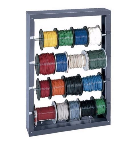 Cable Dispenser Rack by Spool Holder Shop Collectibles Daily