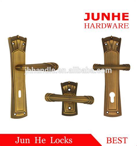 Self Locking Door Knobs by Wenzhou Junhe Self Locking Door Lock Handle In China