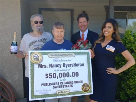Pch Recent Winners 2017 - playing pays off in palmdale 50 000 pchlotto winner announcement pch blog