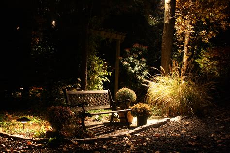 medford new jersey landscape lighting company garden