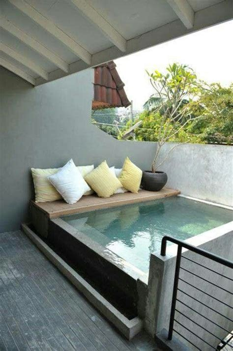 small backyard plunge pool 27 small plunge pools to suit any sized backyard