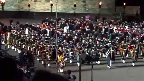 edinburgh tattoo nz youtube massed pipes and drums royal edinburgh military tattoo