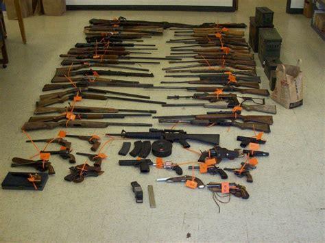 arsenal of weapons raid nets arsenal of guns marijuana in north san juan knco