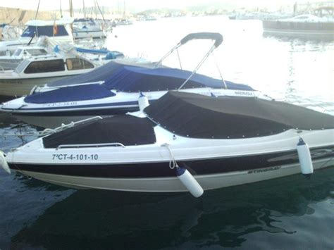 used boats javea stingray 205 cx in puerto de j 225 vea power boats used
