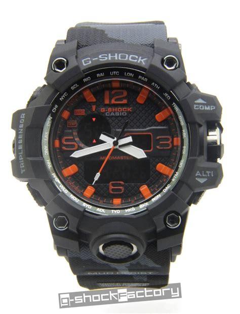 G Shock Glx 150 Green Grey Army g shock gpw 1000 mudmaster black grey camo by