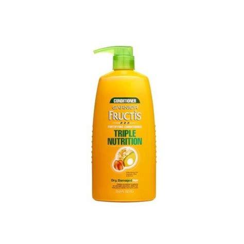 shoo garnier triple nutrition extra dry damaged hair garnier fructis triple nutrition for dry damaged hair