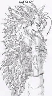 bardock ssj6 colouring pages 2
