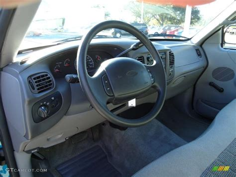 1997 ford f150 xl regular cab interior photo 41137523
