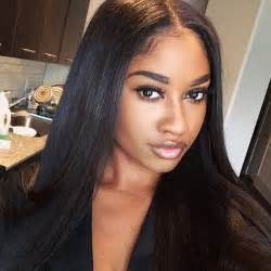 Galerry black girl sew in hairstyles