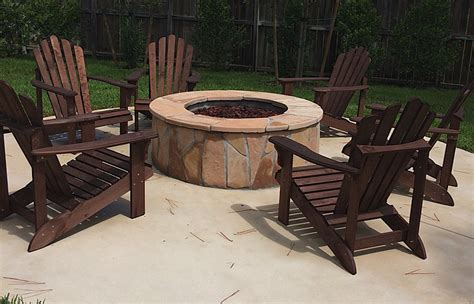 Ultimate Pools Where Attention To Detail Makes A Difference Firepit Chairs