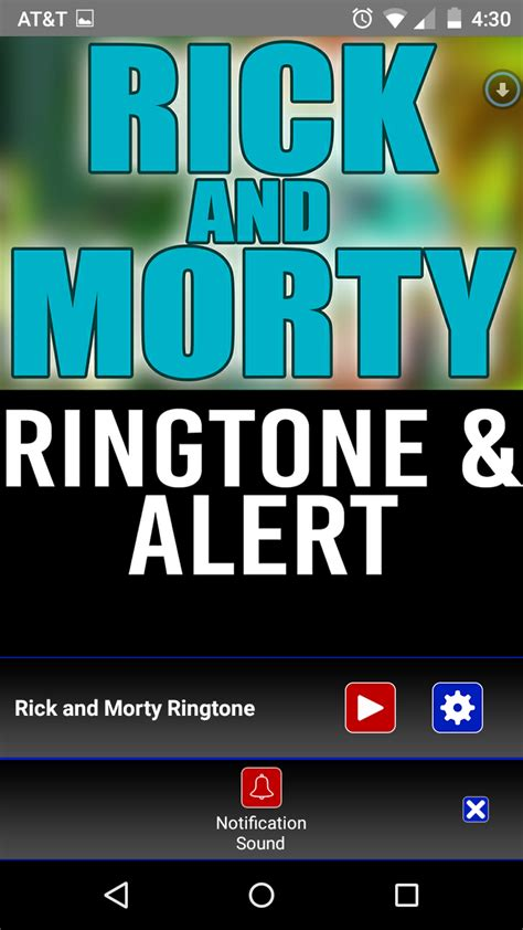 english themes ringtones rick and morty theme ringtone amazon ca appstore for android