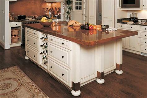 creative kitchen islands 24 most creative kitchen island ideas designbump
