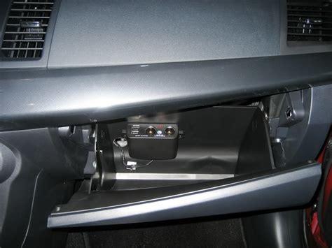 mitsubishi lancer usb port how to 5v usb 12v outlet power evolutionm