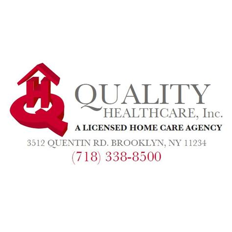 quality health care inc home health agency