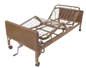 drive semi electric hospital bed