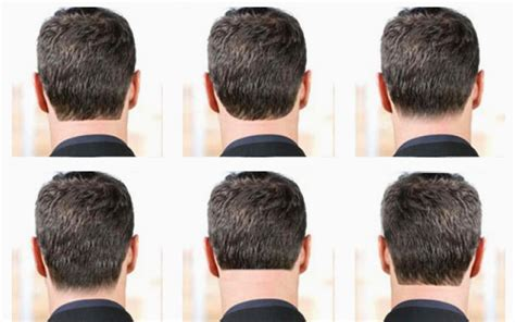 types of gentleman haircut hair terminology how to tell your barber exactly what you