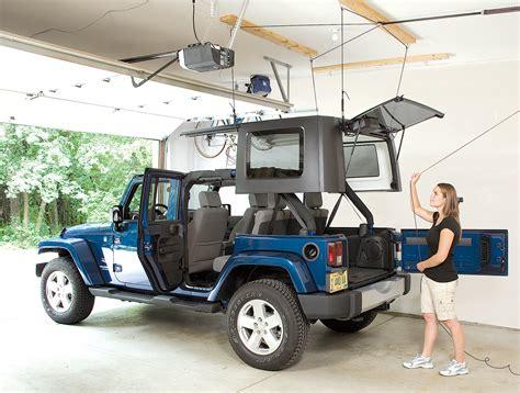 Harken Hoister Jeep New Hardtops Quadratec